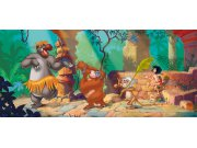 Fototapeta AG Kniha Džunglí FTDNH-5355 | 202x90 cm Fototapety pro děti