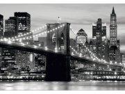 Vliesová fototapeta Brooklynský most FTNS-2465, rozměry 360 x 270 cm Fototapety vliesové - Vliesové fototapety AG
