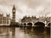 Vliesová fototapeta Londýn FTNS-2466, rozměry 360 x 270 cm Fototapety vliesové - Vliesové fototapety AG