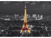 Vliesová fototapeta Noční Paříž FTNS-2468, rozměry 360 x 270 cm Fototapety vliesové - Vliesové fototapety AG