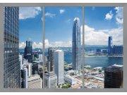 Vliesová fototapeta Pohled z okna FTNS 2470, 360x270 cm Fototapety vliesové