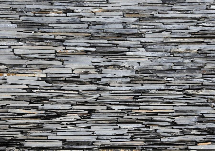 Fototapeta AG Kamenná zeď FTNS-2479 | 360x270 cm - Vliesové fototapety AG