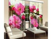 Závěs Květ CU-280-018, 280x245 cm Závěsy