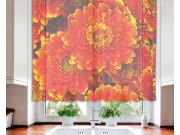 Záclona Gerbera VO-140-007, 140x120 cm Záclony