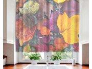 Záclona Autumn Leaves VO-140-008, 140x120 cm Záclony