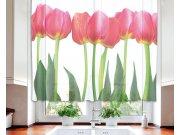 Záclona Bed of Tulips VO-140-011, 140x120 cm Záclony