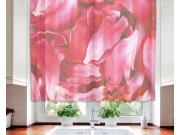 Záclona Red Petals VO-140-018, 140x120 cm Záclony