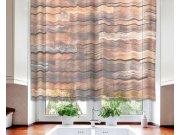 Záclona Wooden Wall VO-140-021, 140x120 cm Záclony