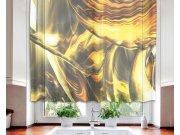 Záclona Golden Wires VO-140-028, 140x120 cm Záclony