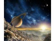 Foto závěs Vesmír FCSXL-4805, 180 x 160 cm Závěsy