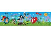 Samolepicí bordura Krteček WBD8086 Dětské samolepicí bordury