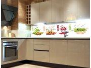 Fototapeta do kuchyně Koření KI-260-003, 260x60 cm Fototapety skladem