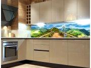 Fototapeta do kuchyně Turistická stezka KI-260-043, 260x60 cm Samolepící fototapety