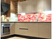 Fototapeta do kuchyně Růže KI-260-052, 260x60 cm Samolepící fototapety
