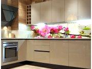 Samolepicí fototapeta do kuchyně Sakura KI-180-053, 180x60 cm Fototapety skladem