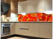 Fototapeta do kuchyně Gerbera KI-260-059, 260x60 cm Samolepící fototapety