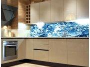 Fototapeta do kuchyně Perlivá voda KI-260-060, 260x60 cm Samolepící fototapety