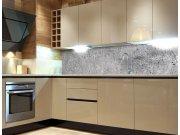 Samolepicí fototapeta do kuchyně Concrete KI-180-064, 180x60 cm Fototapety skladem