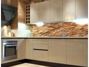 Fototapeta do kuchyně Mramor KI-260-067, 260x60 cm Samolepící fototapety