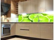 Fototapeta do kuchyně Limetka KI-260-074, 260x60 cm Samolepící fototapety