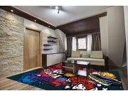 Samolepicí fototapeta na podlahu Bouračka FL-255-014, 255x170 cm Samolepící fototapety - Na podlahu