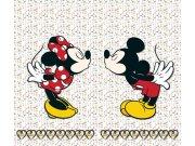 Foto závěsy Mickey & Minnie FCSXL-4371, 180 x 160 cm Závěsy