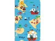 Samolepící folie dětská Piráti 200-3233 d-c-fix, šíře 45 cm Samolepící folie Stylové
