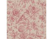 Vliesové tapety na zeď Florentine Květiny, 0,53 x 10,05 m Tapety Rasch - Tapety Florentine