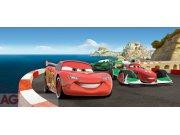Vliesová fototapeta Cars FTDNH-5340 | 202x90 cm Fototapety pro děti