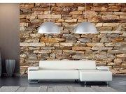 Foto tapeta AG Kameni zid FTS-1319 | 360x254 cm Foto tapete