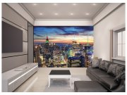 3D fototapeta Walltastic New York 43558 | 305x244 cm Fototapety pro děti