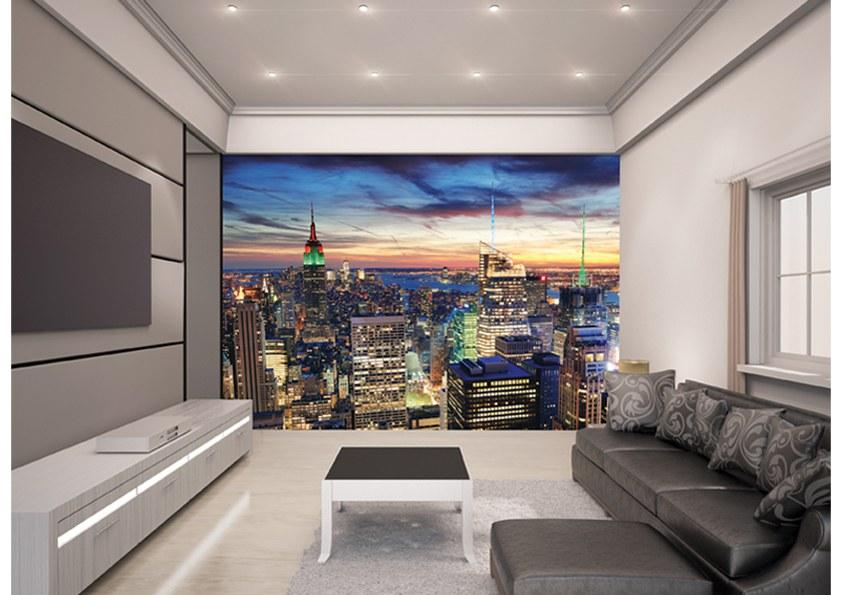 3D fototapeta Walltastic New York 43558   305x244 cm - Fototapety skladem