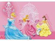 Vliesová fototapeta AG Princezny na zámku FTDNM-5206 | 160x110 cm Fototapety pro děti