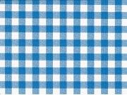 PVC ubrus Modré kostky kanafas, šíře 140 cm x návin 20 m Ubrusy