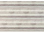 PVC ubrus Dřevěné palubky, šíře 140 cm x návin 20 m Ubrusy