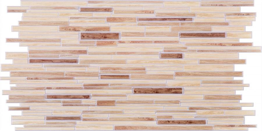 3D obkladový PVC panel imitace kamene - Obkladové 3D panely