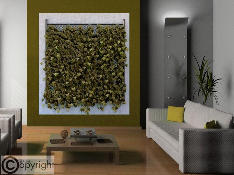 Fototapeta Živý plot FTL-1642 - Fototapety na zeď