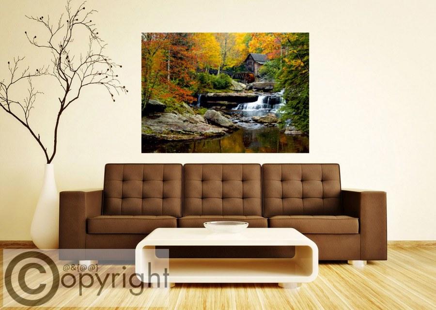 Fototapeta AG Dům v lese FTNM-2685 - Fototapety na zeď