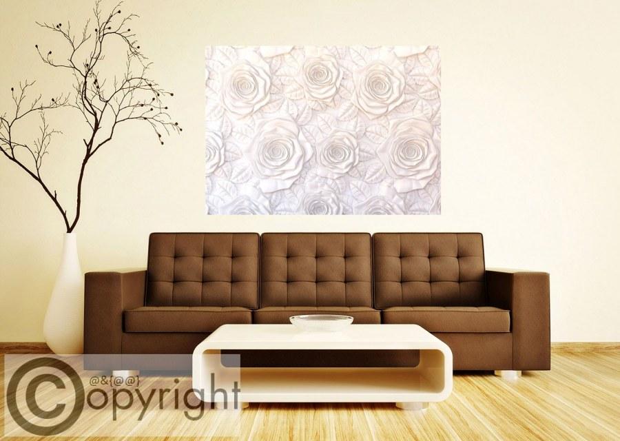 Fototapeta AG 3D růže FTNM-2689 - Fototapety na zeď