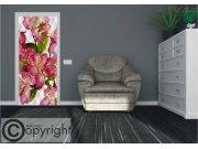 Vliesová fototapeta jabloňový květ FTNV-2934 | 90x202 cm Fototapety na dveře