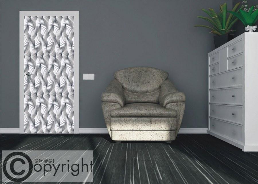 Vliesová fototapeta 3D Lana FTNV-2938 | 90x202 cm - Fototapety na dveře
