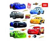 Samolepicí dekorace Cars DKS-3803, 30x30 cm Dekorace Cars