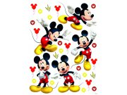 Samolepicí dekorace Mickey Mouse DK-2311, 85x65 cm Dětské samolepky na zeď