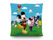 Dekorativní polštář Mickey Mouse CND-3117, 40 x 40 cm Dekorativní polštáře