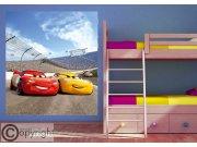 Fototapeta vliesová Cars FTDNXL-5147 | 180x202 cm Fototapety pro děti