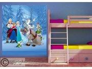 Fototapeta vliesová Frozen FTDNXL-5149 | 180x202 cm Fototapety pro děti