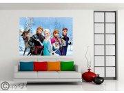 Vliesová fototapeta Frozen FTDNM-5260 | 160x110 cm Fototapety pro děti