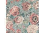 Vliesová tapeta květinový vzor Barbara 527858, lepidlo zdarma Tapety Rasch - Tapety Aldora