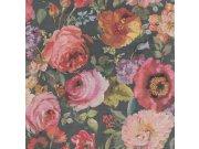 Vliesová tapeta květiny Barbara 527865, lepidlo zdarma Tapety Rasch - Tapety Aldora
