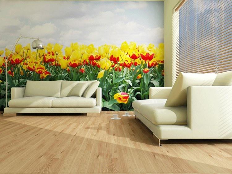 Fototapeta AG Květiny FTXXL-0140 | 360x270 cm - Fototapety na zeď